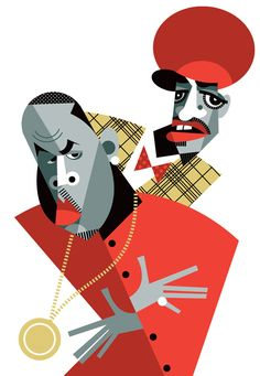 Outkast by Pablo Lobato
