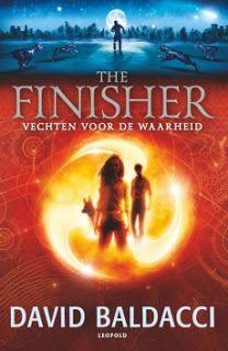 ChantalH's Walhalla der Boeken: The Finisher I: Vechten voor de waarheid - David B...