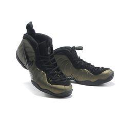 sports shoes eb0f9 f6c69 Air Foamposite Pro Green Varsity Black. Jennifer Song · Air Jordan shoes