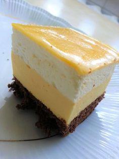 Pastry Recipes, Tart Recipes, Sweet Recipes, Dessert Recipes, Polish Desserts, Polish Recipes, Sweet Pastries, Cake Bars, Sweets Cake