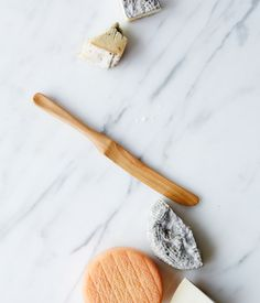 Image of wooden butter knife