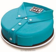 father's day shirt cake - Google Search