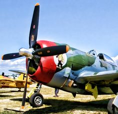 P47 Thunderbolt - dad's toy