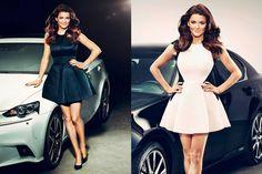 Radwańska reklamuje luksusowe samochody! POZNAJECIE?