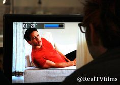 Bret Green, Salvaged Series Production, Day 3 of 5 by Real TV Films, via Flickr