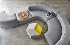 Gus* Modern Launches New Lines for Its Fall 2018 Furniture Collection - Design Milk Furniture Plans, Office Furniture, Furniture Design, Pipe Furniture, Rustic Furniture, Western Furniture, Furniture Buyers, Modular Furniture, Outdoor Furniture