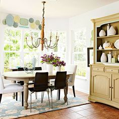 12 photos of the house we rented featured in BHG 2012