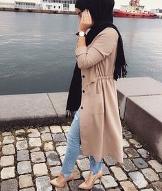 Islamic Fashion, Muslim Fashion, Modest Fashion, Fashion Outfits, Modest Wear, Modest Dresses, Modest Outfits, Hijab Dress, Hijab Outfit