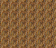 BENGALESQUE micro fabric by glimmericks on Spoonflower - custom fabric