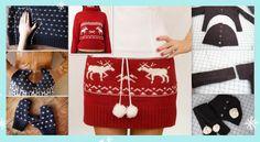 Vianočné vrece plné nápadov / Marymade / SAShE.sk
