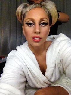 Lady Gaga May 2012