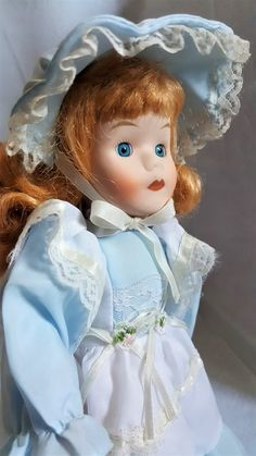 Madmoizelle From / Vintage Collectible Doll In