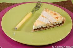 Crostata mascarpone e nutella | Le ricette di GnamGnam