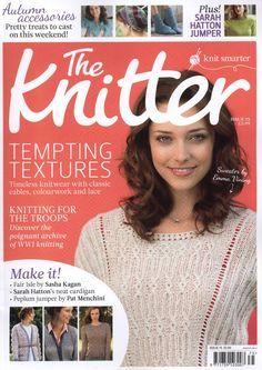 The Knitter №75 2014 - 轻描淡写 - 轻描淡写
