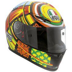 AGV Valentino Rossi Elements Replica Helmet