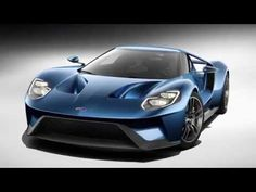 This is it folks, the all-new Ford GT ! Unveiled today in Detroit, the ultra-high-performance supercar will go into production in late the brand´s anniversary of Ford GT race cars) and will come equipped with a beastly twin-turbocharg Sport Cars, Race Cars, Ford Gt 2016, Detroit Auto Show, Dual Clutch Transmission, Ford News, Performance Cars, Ford Motor Company, Cars