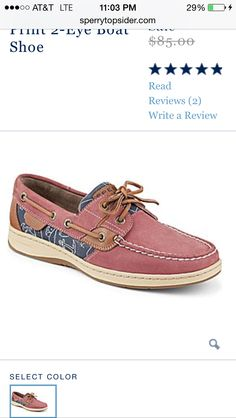 Sperrys+whales=