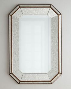 Shop Brooklyn Mirror at Horchow, where you'll find new lower shipping on hundreds of home furnishings and gifts. Decorative Accessories, Home Accessories, Mirror Art, Mirror Glass, Room Decor, Wall Decor, Beautiful Mirrors, Fireplace Wall, Furniture Styles