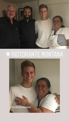 Mick Schumacher and Mamma Rosella. Mick Schumacher, Formula One, Cute Guys, F1, Montana, Racing, Boys, Cars Motorcycles, Formula 1