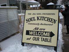 At Jon Bon Jovi's Soul Kitchen. Red Banks, NJ