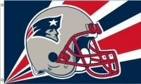 New England Patriots 3' x 5' Premium Quality Flags