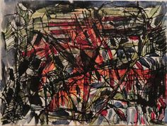 Jean-Paul RIOPELLE - Composition (1965) Canadian Painters, Joan Mitchell, Mosaic Patterns, Abstract Expressionism, Composition, Painting, Artists, Painting Art, Paintings