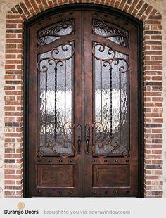 The Eden Companies Windows & Doors | Iron/Steel Exterior Doors ...