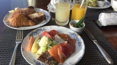 朝食@リッツ・カールトン大阪