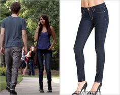 Elena Gilbert outfit, skinny jeans