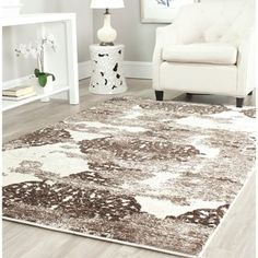 Superior Elegant Leigh Ivory Area Rug (8' x 10') | Overstock.com Shopping - The Best Deals on 7x9 - 10x14 Rugs