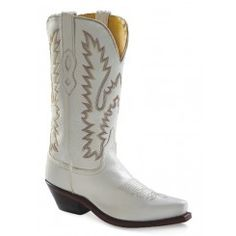 Old West Women's White Fashion Wear Cowboy Boots Womens Cowgirl Boots, Western Boots, Fashion Wear, Womens Fashion, Wedding Boots, Old West, White Fashion, Westerns, Your Style