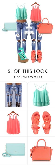 Designer Clothes, Shoes & Bags for Women Twin Outfits, Cute Swag Outfits, Pretty Outfits, Tween Fashion, Teen Fashion Outfits, Outfits For Teens, Matching Outfits Best Friend, Best Friend Outfits, Bff Shirts