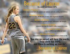 """Because of Lauren"" Lauren Hill, Beacon Of Hope, Tank Man, Interview, Cancer, Words, Children, Lady, Young Children"