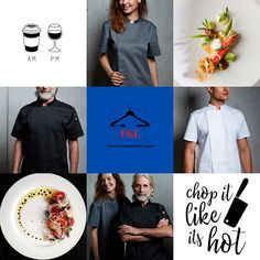 F&L Catering Suppliers where the chef is always right. The number one place for unique chef attire with attitude. High quality and delivered straight to your door.Long sleeve, short sleeve chef jacket. Mens, Womens, & Unisex Chef jackets, Chef trousers, chef hats & aprons.New fashion chef jackets for best chefs in 2020. Chef Hats, Catering Equipment, Best Chef, How To Get Rich, Aprons, Chefs, Chef Jackets, Attitude, Trousers
