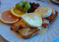 Breakfast at The Graham Inn - Cavendish PEI - mmmmmmm Prince Edward Island, Graham, Canada, Breakfast, Food, Style, Meal, Stylus, Eten