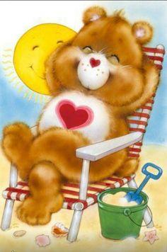 """I want to be a #care #bear!!"" Care bear"