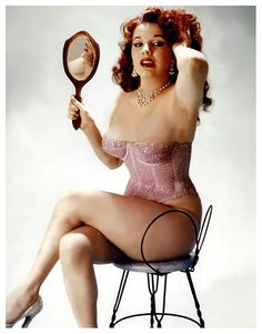 A Look Into the Past: 20 Photos of Vintage Burlesque Dancers | The Lingerie Addict | Lingerie For Who You Are