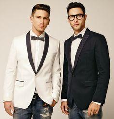 Adam Senn+ Noah Mills   Dolce and Gabbana SS09
