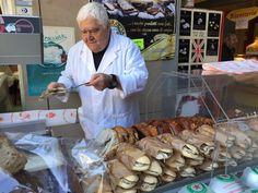 Porchetta di Ariccia! #receitaitaliana #mercado #mercato #market #italia #italy #roma #rome #comida #cibo #food #receita #receitas #recipe #ricetta #mercatotrionfale #prati #mercadotrionfale #trionfalemarket #porchetta #porchettadiariccia