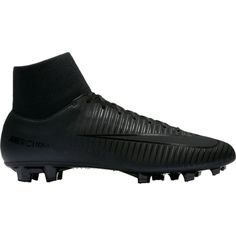 brand new 2e7d4 94490 Nike Men s Mercurial Victory VI Dynamic Fit FG Soccer Cleats, Black Mens  Soccer Cleats,