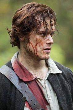 #Outlander Jamie Fraser (Sam Heughan)