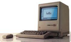 Con il primo Macintosh nel 1984 Steve Jobs iniziò una vera e propria rivoluzione culturale.
