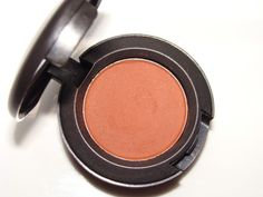 """mac brown script eyeshadow - seen on @makeupbycheryl in her """"full face mac cosmetics tutorial"""""""