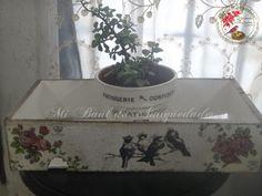 Mi Baul de Antiguedades: Caja tuneada