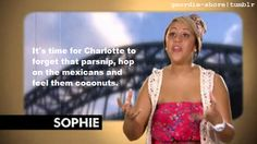 Wise words from Sophie Geordie Shore Quotes, Reality Tv, Just For Laughs, Unicorns, Live Life, Wise Words, I Laughed, Funny, Unicorn