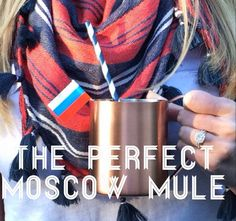 The Perfect Moscow Mule - Eventful Studio