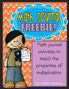 These simple foldables will fit great in your students' interactive math journals! Download them, try them out and tell me what you think! My kids love using these!See my store for interactive math journals, center activities, monthly-themed packs and more!