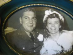 Mom and dad <3  May 27, 1955