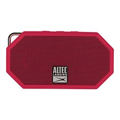 """Is the Altec Lansing IMW257-DR Mini H2O Wireless Bluetooth Waterproof Speaker, Floats on Water, Made for Outdoors, Indoors, Beach, Rugged & Strong, Hands-Free Talk, 6 Hour Battery Life, Ultra-Portable  Fairly worth the money as well as all the """"best product deals EVER"""" hype? Are there sup..."""