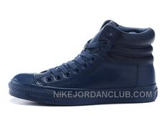 http://www.nikejordanclub.com/monochrome-blue-high-converse-embroidery-leather-padded-collar-winter-best-kr5kfh.html MONOCHROME BLUE HIGH CONVERSE EMBROIDERY LEATHER PADDED COLLAR WINTER BEST KR5KFH Only $65.14 , Free Shipping!